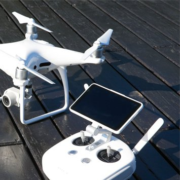 Pest Control inspection drone